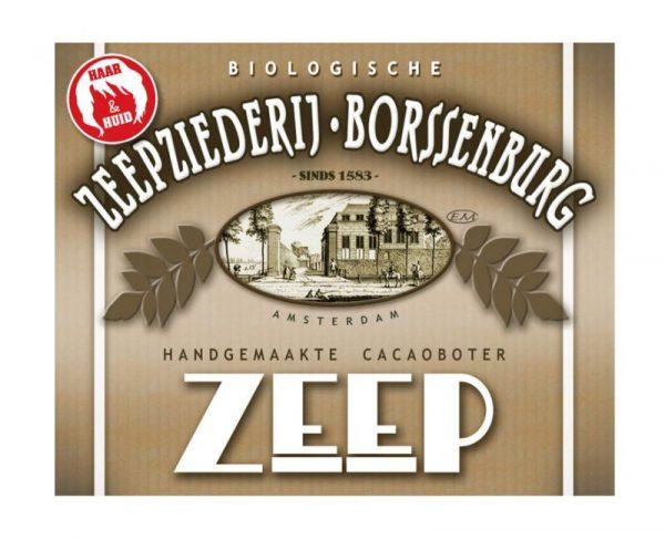 Biologische Cacaoboter Zeep