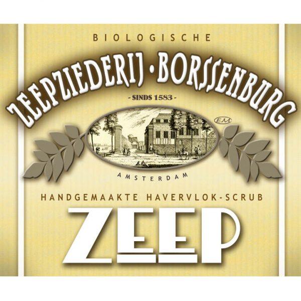 Biologische Havervlok Zeep