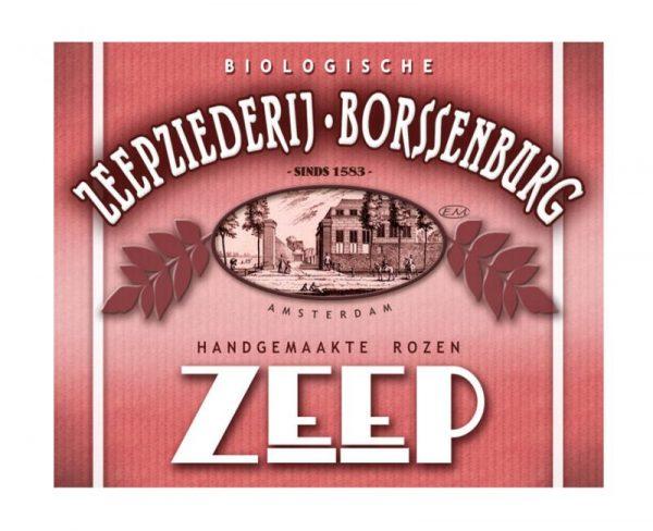 Biologische Rozen Zeep
