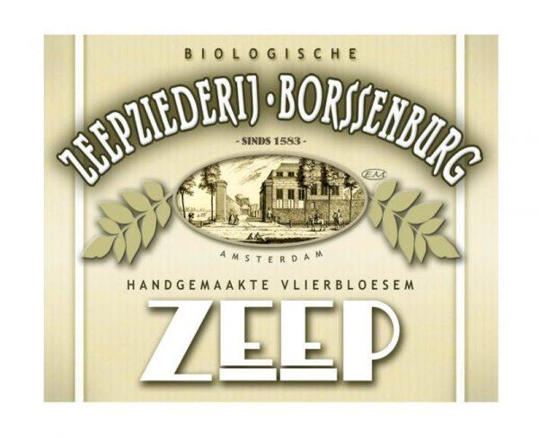 Biologische Vlierbloesem Zeep