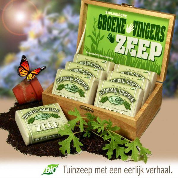 Groene Vingers Tuinzeep