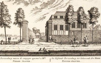 Hofstede Borssenburg
