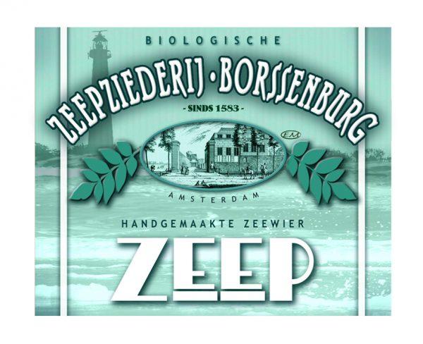 Zeewier Zeep
