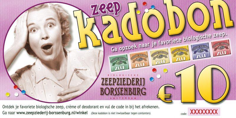 Kadobon-€10