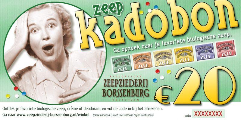 Kadobon-€20