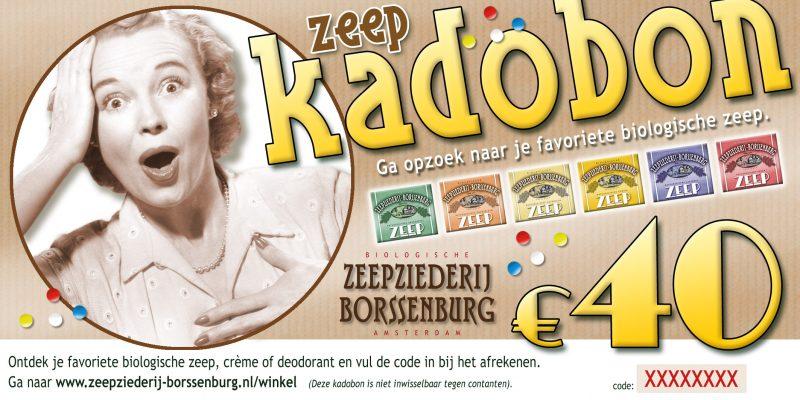 Kadobon-€40